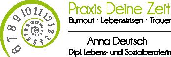 Praxis Deine Zeit | Anna Deutsch Logo